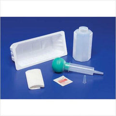 Buy Irrigation Tray with Bulb Syringe 67800 used for Foley Kits and Trays by Covidien /Kendall