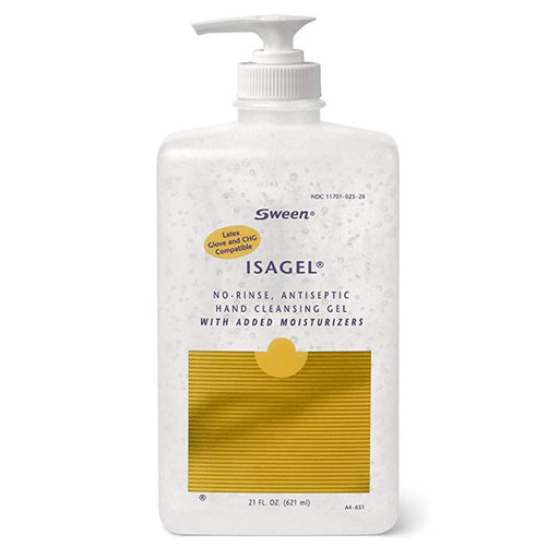 Isagel No Rinse Instant Hand Sanitizer 21 oz