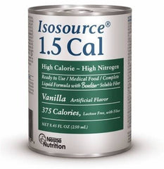 Buy Isosource 1.5 Cal 8 oz Liquid Formula 24/Case online used to treat Nutritional Products - Medical Conditions
