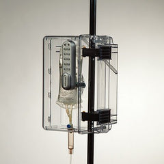 Buy IV Pole Locking IV Box with Keyless Digital Entry Lock online used to treat IV & Irrigation - Medical Conditions