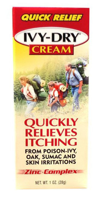 Buy Ivy Dry Cream 1 oz Tube online used to treat First Aid Supplies - Medical Conditions