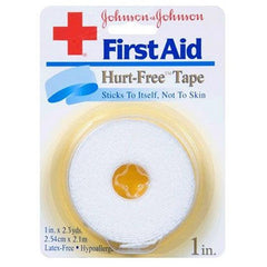 Johnson and Johnson Hurt Free Tape for Tapes & Wound Closures by Johnson & Johnson | Medical Supplies