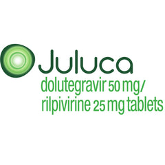 Buy Juluca HIV Medication Tablets 2-in-1 HIV-1 Treatment Regimen online used to treat HIV Treatment - Medical Conditions
