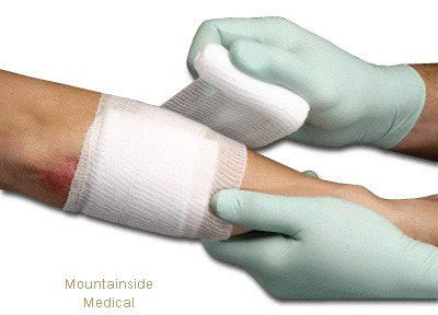 Stretchable Conforming Gauze Bandage Rolls, Sterile