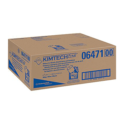 Kimtech Prep Wipers for WetTask Refill System, 540/Case