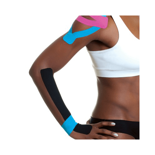 Buy Kinesiology Tape, Muscle Pain Relief Tape with Coupon Code from Kinesio Sale - Mountainside Medical Equipment