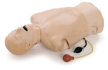 Laerdal Deluxe Difficult Airway Trainer Manikin - Educators - Mountainside Medical Equipment