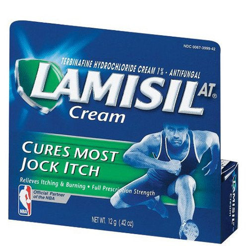 Buy Lamisil AT Jock Itch Cream by Novartis Consumer Health online | Mountainside Medical Equipment