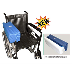 Buy Lateral Stabilizer Arm Platform Trough Tray by Skil-Care Corporation | Home Medical Supplies Online