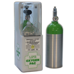 Buy LIFE OxygenPac Emergency Oxygen Unit for EMTs by LIFE Corporation | SDVOSB - Mountainside Medical Equipment