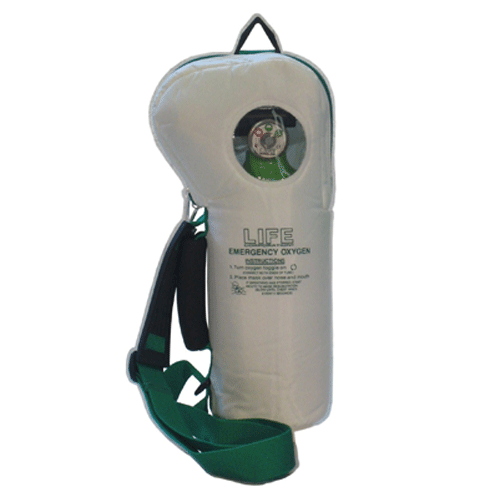 LIFE SoftPac Emergency Oxygen Unit for EMTs