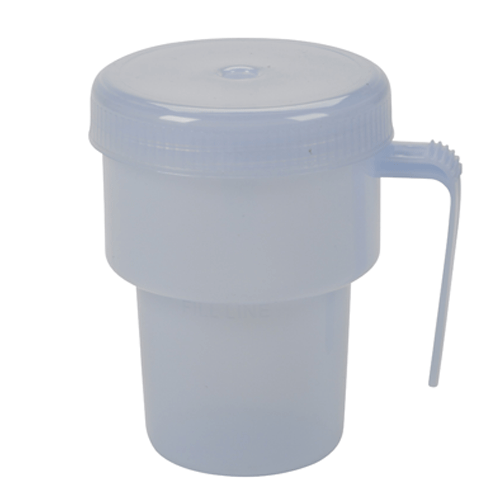 Kennedy Spill Proof Drinking Cup - Dining Aids - Mountainside Medical Equipment