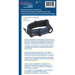 Buy Lifestyle Padded Transfer Belt by Drive Medical | Home Medical Supplies Online