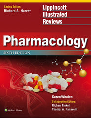 Buy Pharmacology 6th Edition, Lippincott Illustrated Reviews Softbound Book by LWW wholesale bulk | Hospitals