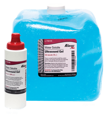 Buy Ultrasound Gel 1.3 Gallon with Empty Squeeze Bottle by Dynarex | SDVOSB - Mountainside Medical Equipment