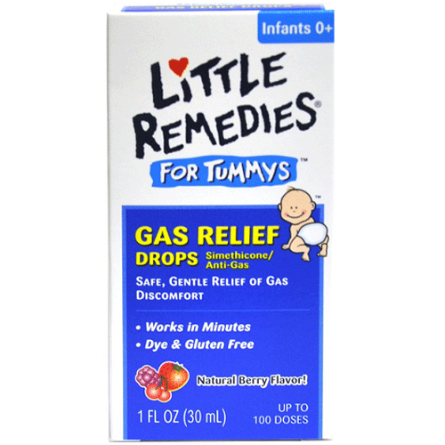 Buy Little Remedies for Tummys Gas Relief Drops, 1 oz online used to treat Gas and Bloating Relief - Medical Conditions
