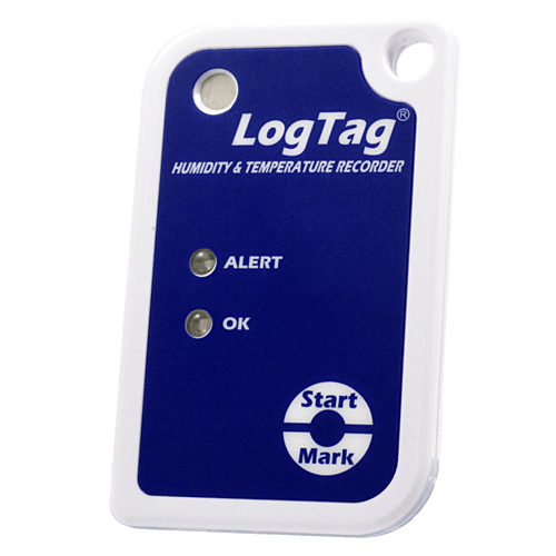 Buy LogTag Temperature & Humidity Data Logger online used to treat Thermometers - Medical Conditions