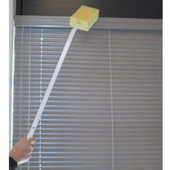 Long Handled Bath Sponge for Bath Safety by Drive Medical | Medical Supplies