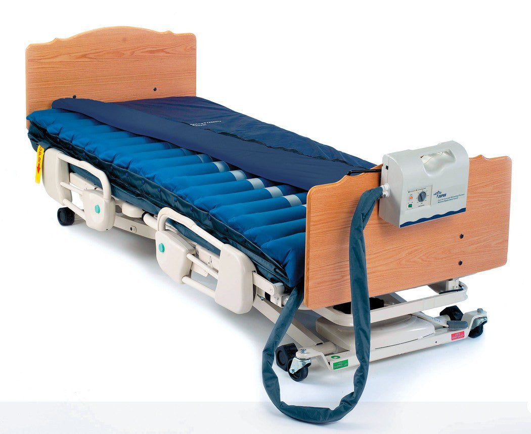 Bariatric Low Air Loss Mattress System With Alternating Pressure