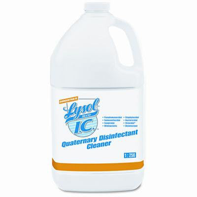 Buy Lysol Brand I.C. Quaternary Disinfectant Cleaner - Gallon Bottle online used to treat Disinfectant Solution - Medical Conditions