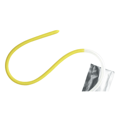 "Male Intermittent Antibacterial Catheter 16"" for Catheters by Rochester Medical 
