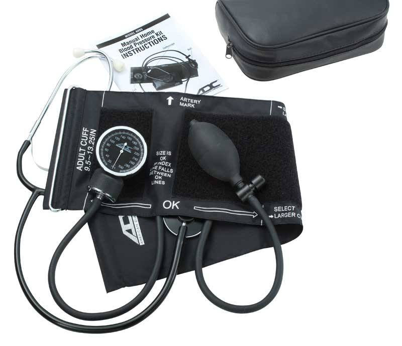 Buy ADC Manual Home Blood Pressure Kit online used to treat Home Blood Pressure Units - Medical Conditions
