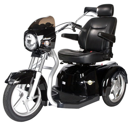 Maverick Motorcycle Sports Power Scooter - Scooters - Mountainside Medical Equipment