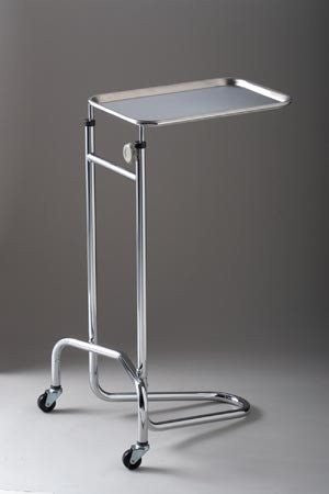 Buy California Style Mayo Instrument Stand online used to treat Physicians Supplies - Medical Conditions