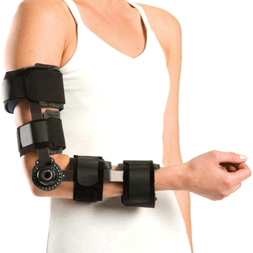 Mayo Clinic Elbow Brace - Elbow Braces - Mountainside Medical Equipment