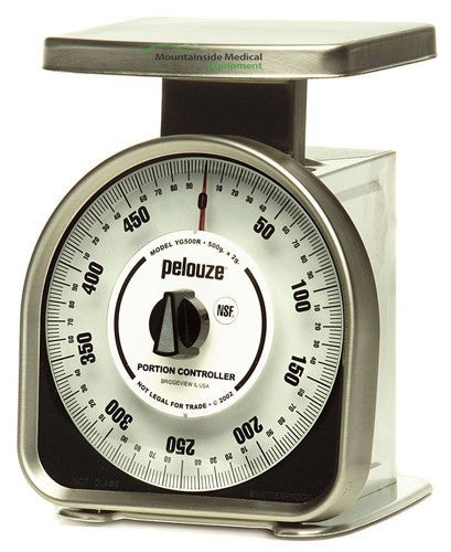 Mechanical Heavy Duty Small Platform Scale for Scales by Health-O-Meter | Medical Supplies