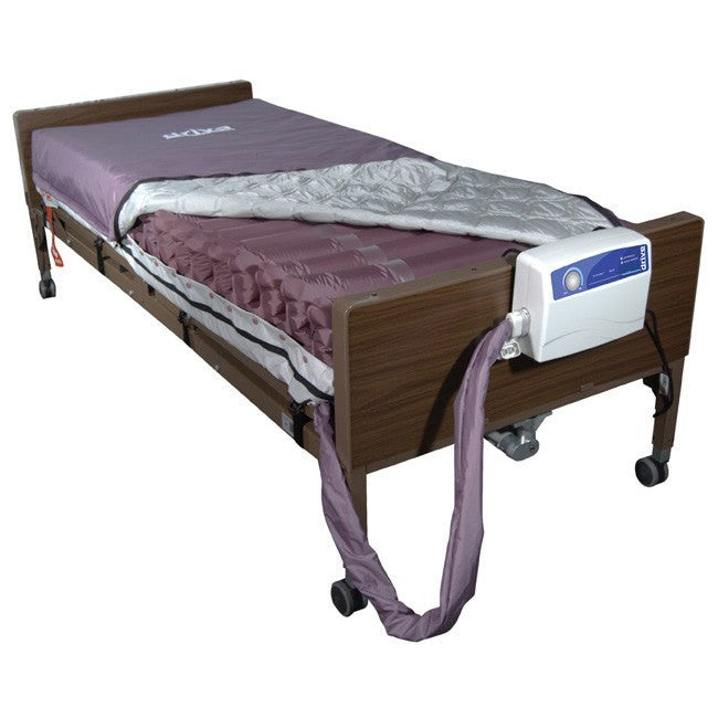 Buy Med-Aire Alternating Pressure Mattress System with Low Air Loss by Drive Medical from a SDVOSB | Alternating Pressure Mattress