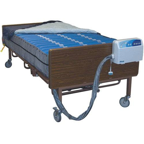 Med-Aire Plus Bariatric Alternating Pressure Mattress - Mattresses - Mountainside Medical Equipment