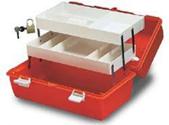 Med Box with Lock and Key for Emergency Responders by Hopkins Medical Products® | Medical Supplies