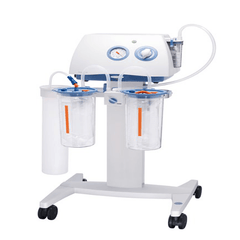 MEDELA Dominant 50 Aspirator with Trolley for Cosmetic Surgery by Shippert Medical Technologies | Medical Supplies