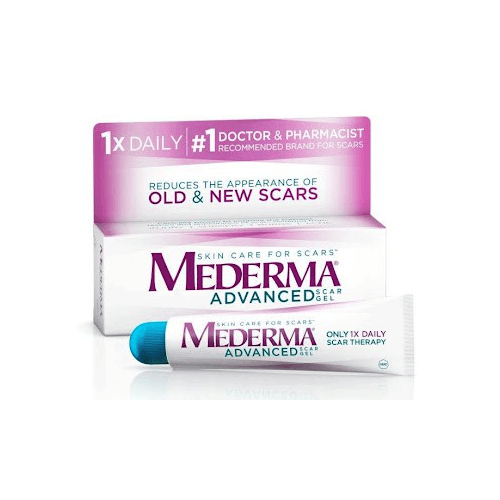 Buy Mederma Advanced Scar Treatment Gel used for Skin Care by Merz Pharmaceuticals