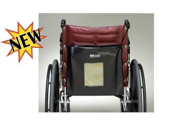 Medical Chart Holder For Patients Wheelchair for Wheelchair Accessories by Skil-Care Corporation | Medical Supplies