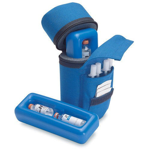 Vial Cooler and Protector Case - Diabetes Supplies - Mountainside Medical Equipment