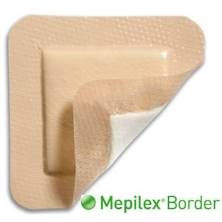 Mepilex Border Self Adherent Dressing - Foam Dressings - Mountainside Medical Equipment