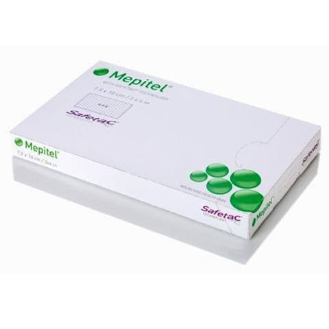 Mepitel Non-Adherent Soft Silicone Layer Dressing 2x3 - Wound Care - Mountainside Medical Equipment