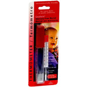 Mercury Free Rectal Thermometer