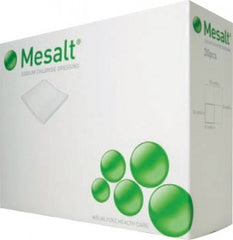 Buy Mesalt Impregnated Absorbent Dressings 2x2 (30 Dressings) online used to treat Wound Dressing - Medical Conditions