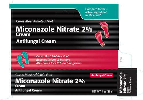 Buy Miconazole Nitrate 2% Antifungal Cream 1 oz online used to treat Antifungal Medications - Medical Conditions