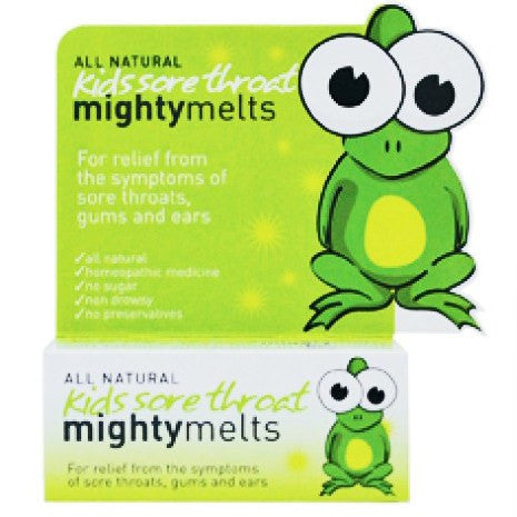Mighty Melts Kids Cough Apple Flavor