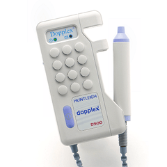 [price] Huntleigh Mini Dopplex Pocket Doppler used for Dopplers made by Huntleigh Healthcare [sku]