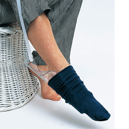 Buy Dressing Aid Sock Puller online used to treat Daily Living Aids - Medical Conditions