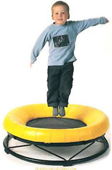 Mono Sensory Motor Skills Trampoline for Sensory Motor Integration Products by Patterson Medical | Medical Supplies
