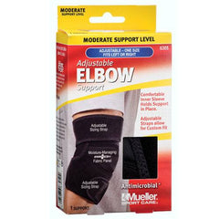 Buy Mueller Adjustable Elbow Support by Mueller Sport Medicine from a SDVOSB | Elbow Braces