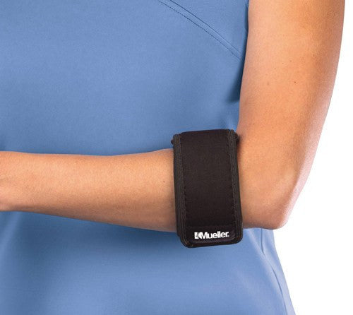 Buy Mueller Tennis Elbow Support Universal Size online used to treat Elbow Braces - Medical Conditions