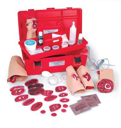 Buy Multiple Casualty Simulation Kit online used to treat Training Products - Medical Conditions