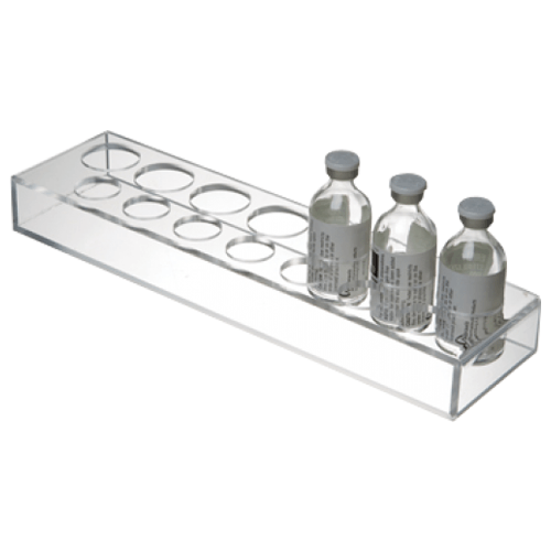 Buy Multi-Purpose Vial Holding Rack by n/a | Home Medical Supplies Online